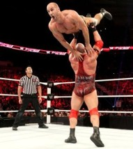 Cesaro's face is great