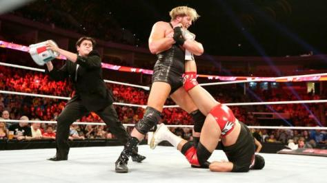 Dolph Ziggler is replaced by Ricardo Rodriguez?