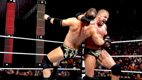 Curtis Axel in action!