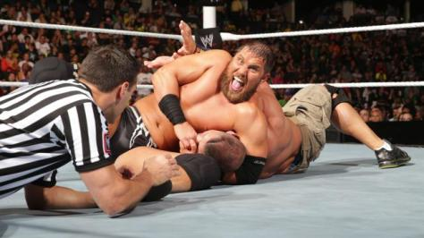 The push continues for Curtis Axel