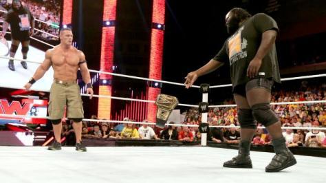 Cena just AA'd his pants