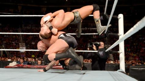 Eventually, all of Randy Orton's moves will come off the second rope